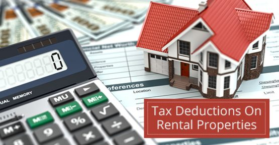 Tax Deductions On Rental Properties